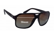 Vogue VO2780-S Replacement Sunglass Lenses - 58mm wide