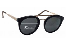 Witchery Kristen Replacement Sunglass Lenses - 52mm wide