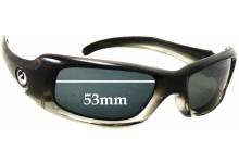 Dragon Grifter New Sunglass Lenses - 53mm wide
