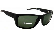 Electric Sixer Replacement Sunglass Lenses - 59mm wide