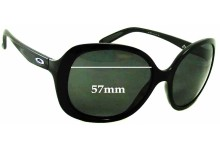 Oakley Backhand Replacement Sunglass Lenses - 57mm Wide