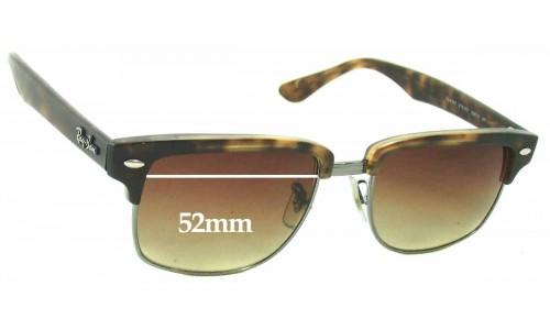 4dbb0945a1 Ray Ban Clubmaster Square Rb4190 « Heritage Malta