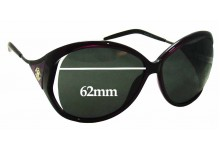 Roberto Cavalli CLIVIA RC 573S Replacement Sunglass Lenses - 62mm wide
