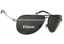 Spy Optics Wilshire Replacement Sunglass Lenses - 63mm Wide