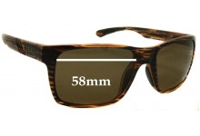 Zeal Brewer Replacement Sunglass Lenses - 58mm wide