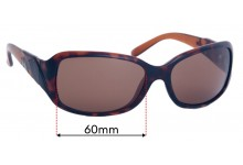 Mako Unknown Model Replacement Lenses 60mm