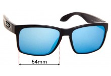 Rudy Project Spin Hawk  Replacement Sunglass Lenses - 57mm wide