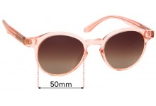 Scanlan Theodore Rose Blade Replacement Lenses 50mm Wide