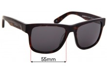 Sunglass Fix Replacement Lenses for Shady Rays SE:17- 55mm Wide