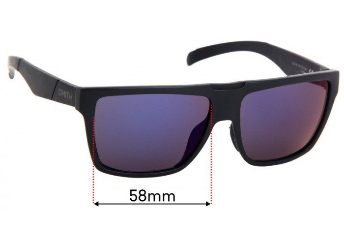 By APEX Lenses Replacement Lenses for Smith Director Elite Sunglasses