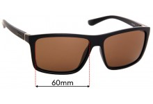 Spotters Grayson Replacement Lenses 60mm