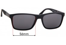 Tommy Hilfiger  TH 1405/S  Sunglass Fix Replacement Lenses - 56mm Wide