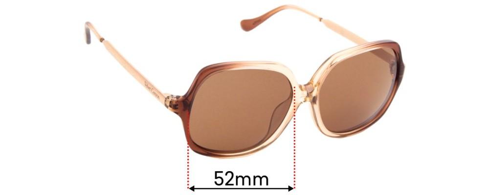Sunglass Fix Replacement Lenses for Velvet Canyon Lucky Sevens - 52mm