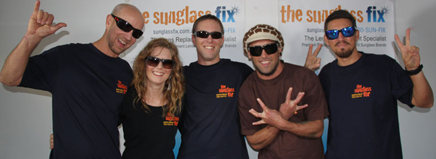 The Team at The Sunglass Fix