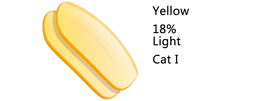 Yellow Polarized and Regular Sunglass Replacement Lenses from The Sunglass Fix